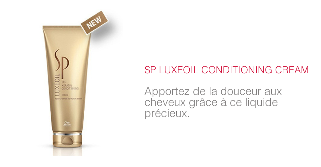 Gamme Luxeoil