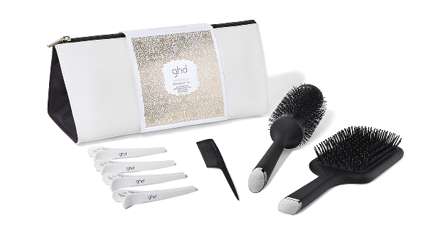 Trousse ghd Brushing Artic Gold